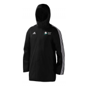 Granada CC Black Adidas Stadium Jacket