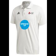 Granada CC Adidas Elite Junior Short Sleeve Shirt