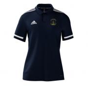 Rocklands CC Adidas Navy Polo