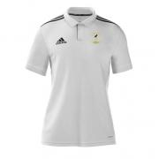Rocklands CC Adidas White Polo