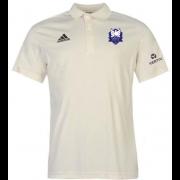 Dormansland CC Adidas Pro Junior Short Sleeve Polo