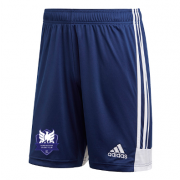Dormansland CC Adidas Navy Training Shorts