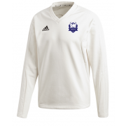 Dormansland CC Adidas Elite Long Sleeve Sweater