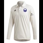 Dormansland CC Adidas Elite Long Sleeve Shirt
