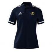 Stocksfield CC Adidas Navy Polo
