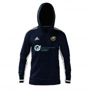 Stocksfield CC Adidas Navy Junior Hoody