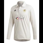 Stocksfield CC Adidas Elite Long Sleeve Shirt