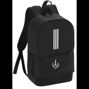 New Earswick CC Black Training Backpack