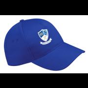Egremont CC Royal Blue Baseball Cap