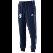 Egremont CC Adidas Navy Sweat Pants