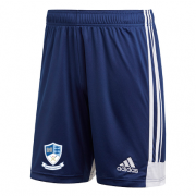 Egremont CC Adidas Navy Junior Training Shorts