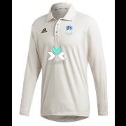 Egremont CC Adidas Elite Long Sleeve Shirt