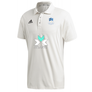 Egremont CC Adidas Elite Junior Short Sleeve Shirt