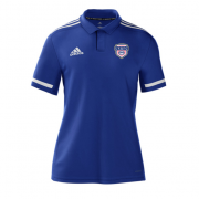 Ultimate Seduction RFC Adidas Royal Blue Polo