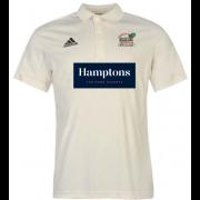 Horsham Trinity CC Adidas Pro Junior Short Sleeve Polo