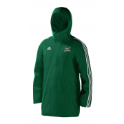 Horsham Trinity CC Green Adidas Stadium Jacket
