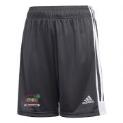 Horsham Trinity CC Adidas Black Training Shorts