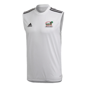 Horsham Trinity CC Adidas White Training Vest