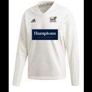 Horsham Trinity CC Adidas Elite Long Sleeve Sweater