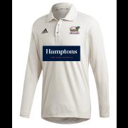 Horsham Trinity CC Adidas Elite Long Sleeve Shirt