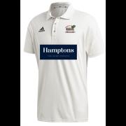 Horsham Trinity CC Adidas Elite Junior Short Sleeve Shirt