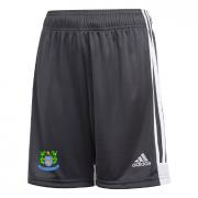 Harden CC Adidas Black Junior Training Shorts