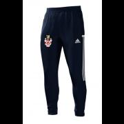 Southam CC Adidas Navy Junior Training Pants