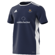 Latchmere Wanderers CC Navy Junior Training Jersey