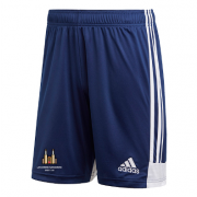 Latchmere Wanderers CC Adidas Navy Junior Training Shorts