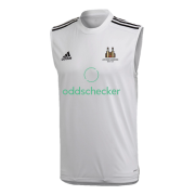 Latchmere Wanderers CC Adidas White Training Vest