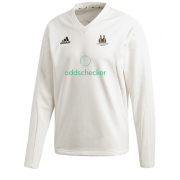 Latchmere Wanderers CC Adidas Elite Long Sleeve Sweater