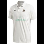 Latchmere Wanderers CC Adidas Elite Junior Short Sleeve Shirt