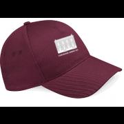 Chesham Arms CC Maroon Baseball Cap