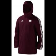 Chesham Arms CC Maroon Adidas Stadium Jacket