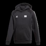 Chesham Arms CC Adidas Black Junior Fleece Hoody