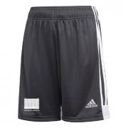 Chesham Arms CC Adidas Black Junior Training Shorts