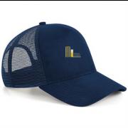 Mark Lawson Cricket Academy Navy Trucker Hat