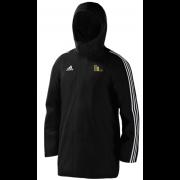 Mark Lawson Cricket Academy Black Adidas Stadium Jacket