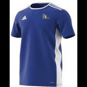 Mark Lawson Cricket Academy Blue Training Jersey