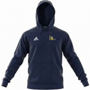 Mark Lawson Cricket Academy Adidas Navy Junior Fleece Hoody
