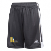 Mark Lawson Cricket Academy Adidas Black Training Shorts