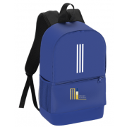 Mark Lawson Cricket Academy Blue Training Backpack
