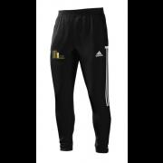 Mark Lawson Cricket Academy Adidas Black Junior Training Pants