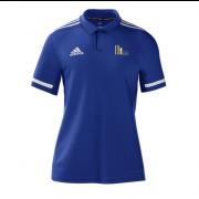 Mark Lawson Cricket Academy Adidas Royal Blue Polo