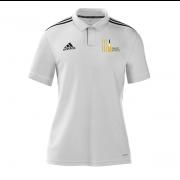 Mark Lawson Cricket Academy Adidas White Polo