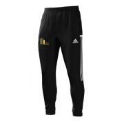Mark Lawson Cricket Academy Adidas Black Training Pants