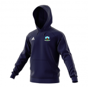 Bradburns Lane Oaks CC Adidas Navy Junior Fleece Hoody
