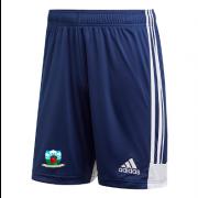 Bradburns Lane Oaks CC Adidas Navy Junior Training Shorts