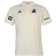 Strongroom CC Adidas Pro Junior Short Sleeve Polo