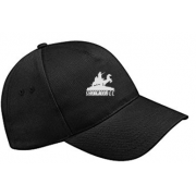 Strongroom CC Black Baseball Cap